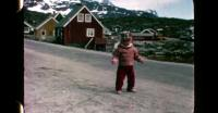Child in Nuuk